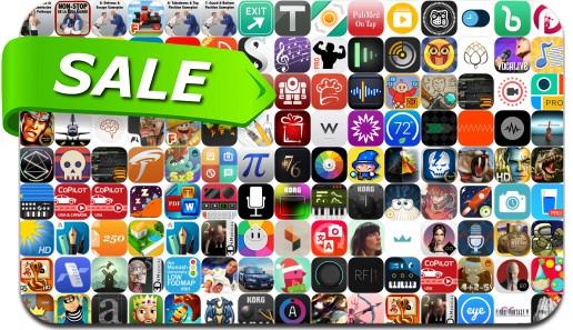 iPhone & iPad App Price Drops - November 25, 2016