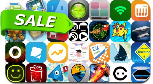 iPhone & iPad App Price Drops - December 10, 2015
