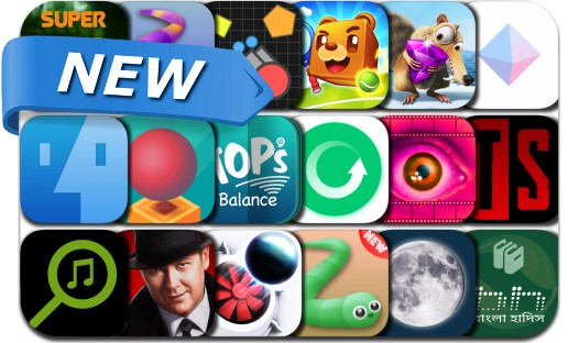 Newly Released iPhone & iPad Apps - June 25, 2016