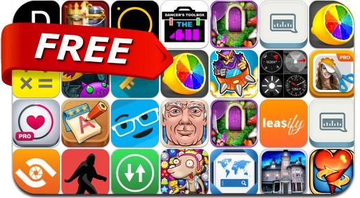 iPhone & iPad Apps Gone Free - February 13, 2015