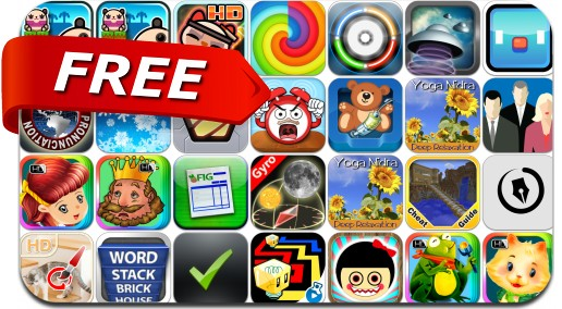 iPhone & iPad Apps Gone Free - May 20