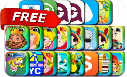 iPhone & iPad Apps Gone Free - February 14, 2016