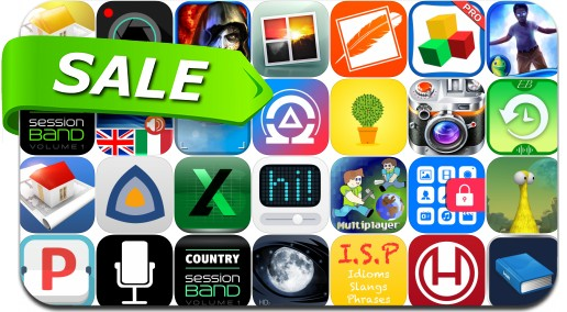 iPhone & iPad App Price Drops - February 13, 2016