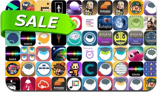 iPhone & iPad App Price Drops - May 1, 2021