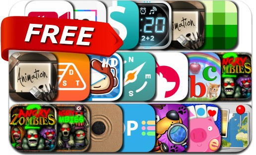 iPhone & iPad Apps Gone Free - October 10, 2015