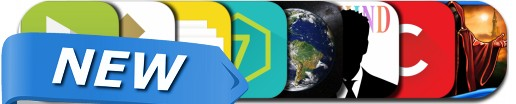 Newly Released iPhone & iPad Apps - October 20, 2015