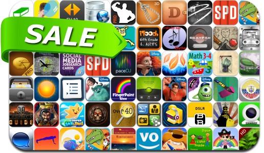 iPhone & iPad App Price Drops - October 5