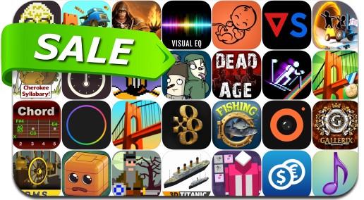 iPhone & iPad App Price Drops - July 10, 2020