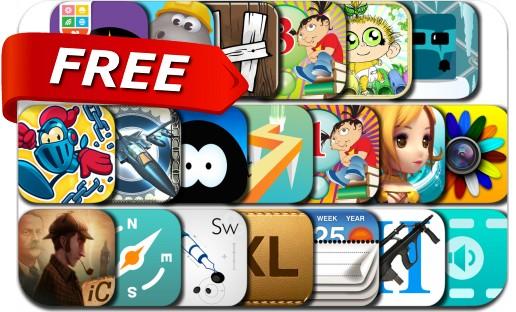 iPhone & iPad Apps Gone Free - November 12, 2016
