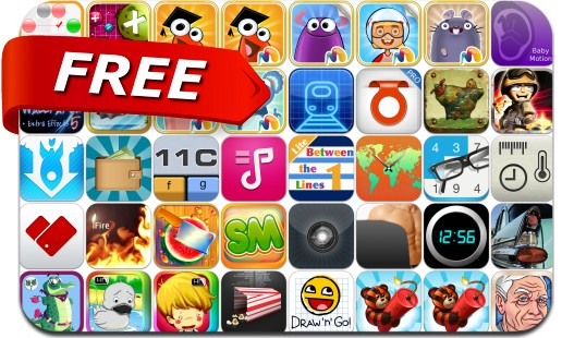 iPhone & iPad Apps Gone Free - May 21