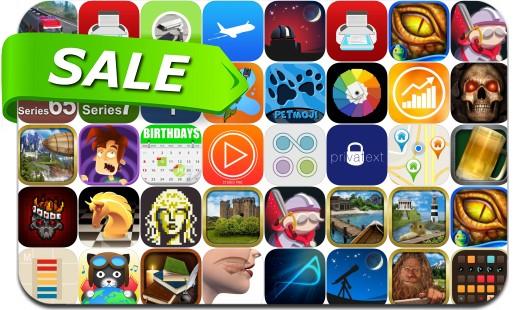 iPhone & iPad App Price Drops - March 10, 2018