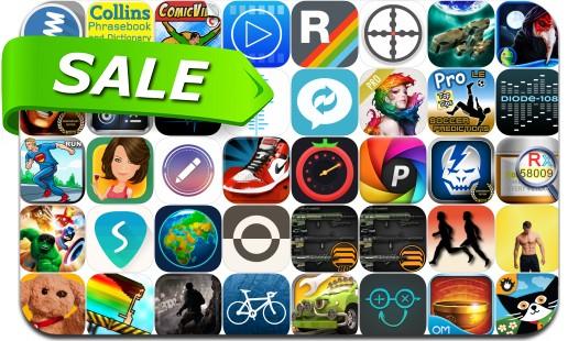 iPhone & iPad App Price Drops - June 20, 2015