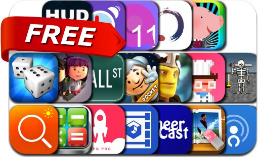 iPhone & iPad Apps Gone Free - April 27, 2018