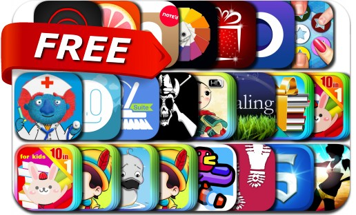 iPhone & iPad Apps Gone Free - November 5, 2015