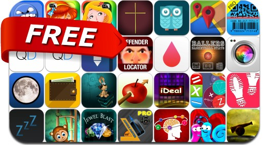 iPhone & iPad Apps Gone Free - November 4, 2014