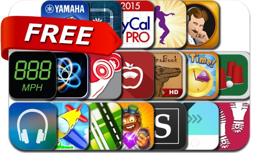 iPhone & iPad Apps Gone Free - February 21, 2015