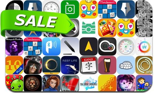 iPhone & iPad App Price Drops - August 5, 2019