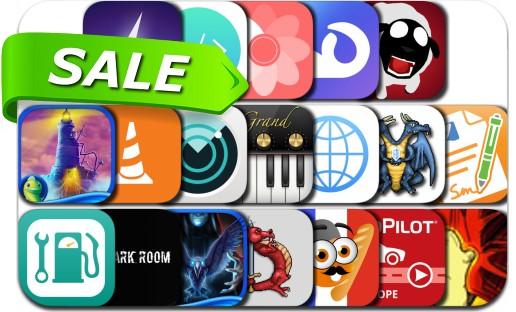 iPhone & iPad App Price Drops - November 18, 2017