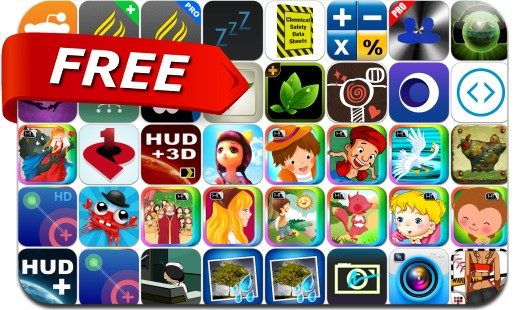 iPhone & iPad Apps Gone Free - January 7
