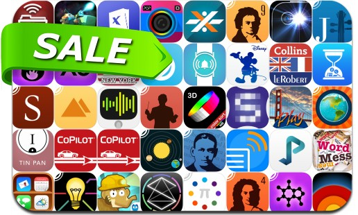 iPhone & iPad App Price Drops - July 23, 2015