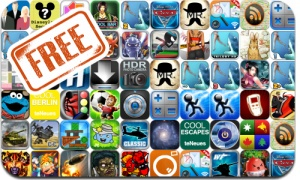 iPhone and iPad Apps Gone Free - October 25