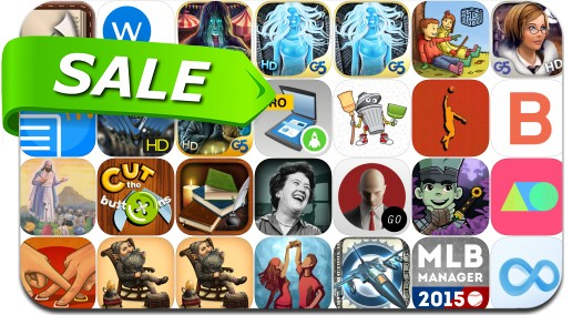 iPhone & iPad App Price Drops - October 27, 2015