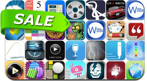 iPhone & iPad App Price Drops - June 12, 2014