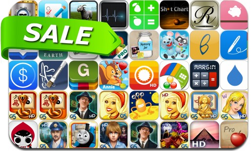 iPhone & iPad App Price Drops - April 7, 2014