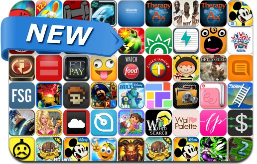 Newly Released iPhone & iPad Apps - June 21