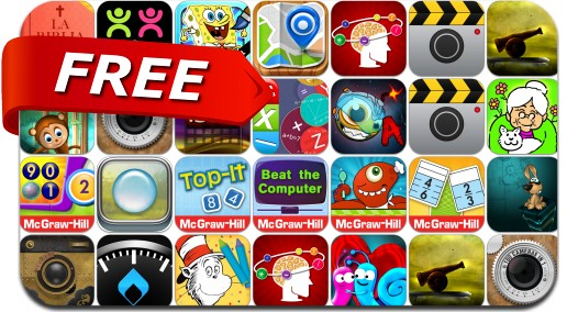 iPhone & iPad Apps Gone Free - August 4, 2014