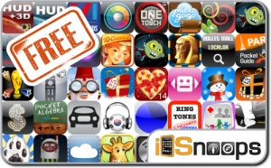 iPhone and iPad Apps Gone Free - June 3