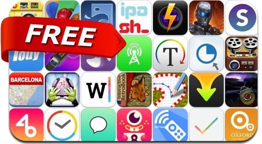 iPhone & iPad Apps Gone Free - April 1, 2015
