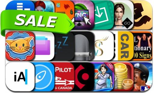 iPhone & iPad App Price Drops - July 5, 2016