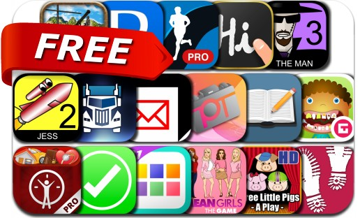 iPhone & iPad Apps Gone Free - June 13, 2015