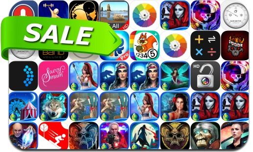 iPhone & iPad App Price Drops - April 16, 2018