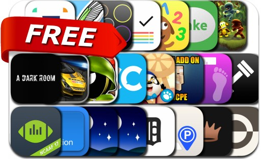 iPhone & iPad Apps Gone Free - July 31, 2017