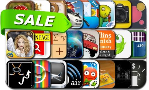 iPhone & iPad App Price Drops - September 4