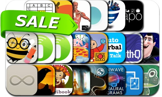 iPhone & iPad App Price Drops - September 6, 2015