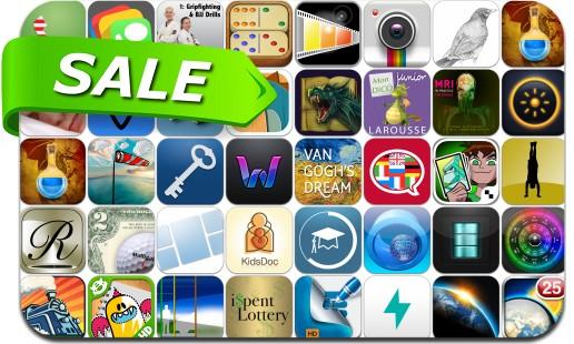 iPhone & iPad App Price Drops - October 22