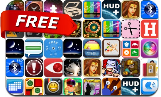 iPhone & iPad Apps Gone Free - March 6