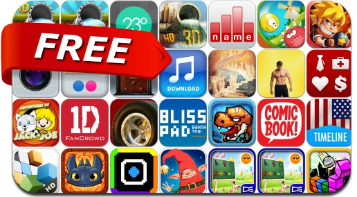 iPhone & iPad Apps Gone Free - May 22
