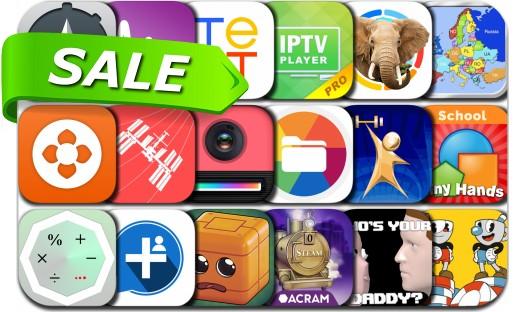 iPhone & iPad App Price Drops - October 29, 2019