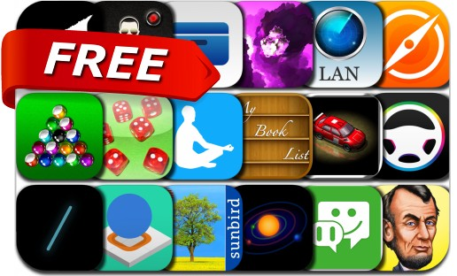 iPhone & iPad Apps Gone Free - August 7, 2016