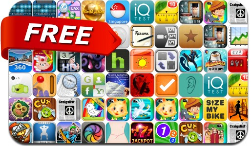 iPhone & iPad Apps Gone Free - June 28