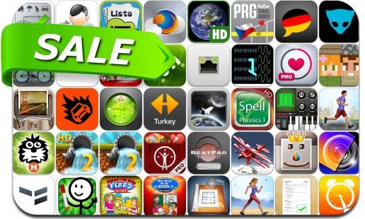 iPhone & iPad App Price Drops - September 29