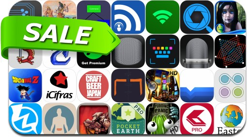 iPhone & iPad App Price Drops - October 24, 2015