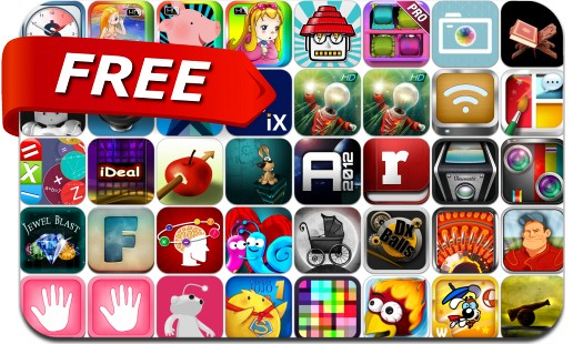 iPhone & iPad Apps Gone Free - July 16