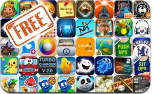 iPhone and iPad Apps Gone Free - October 12