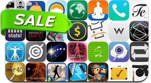 iPhone & iPad App Price Drops - October 7, 2015