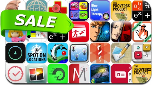 iPhone & iPad App Price Drops - November 5, 2014
